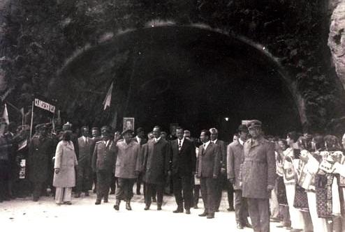 Inaugurare-Transfagarasan-1974