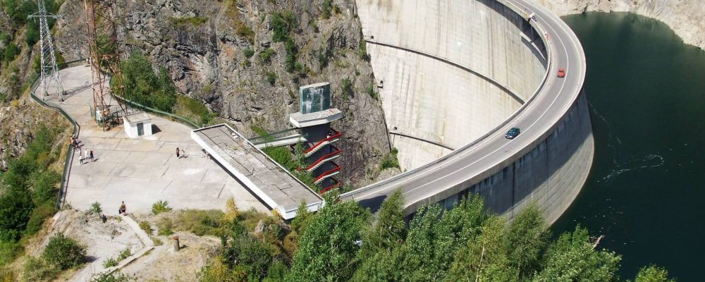 Hidrocentrala Vidraru 51 de ani de existenta