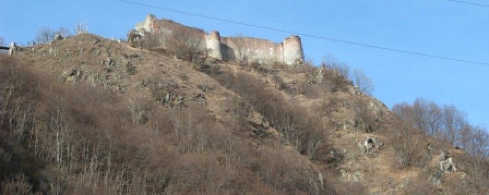 Cetatea Poienari va fi conservata cu fonduri europene nerambursabile