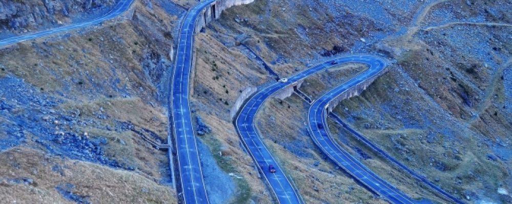 CNAIR cauta solutii pentru modernizarea Transfagarasan
