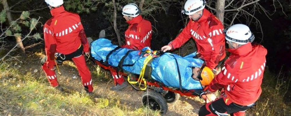 Turist cazut in prapastie langa Moldoveanu