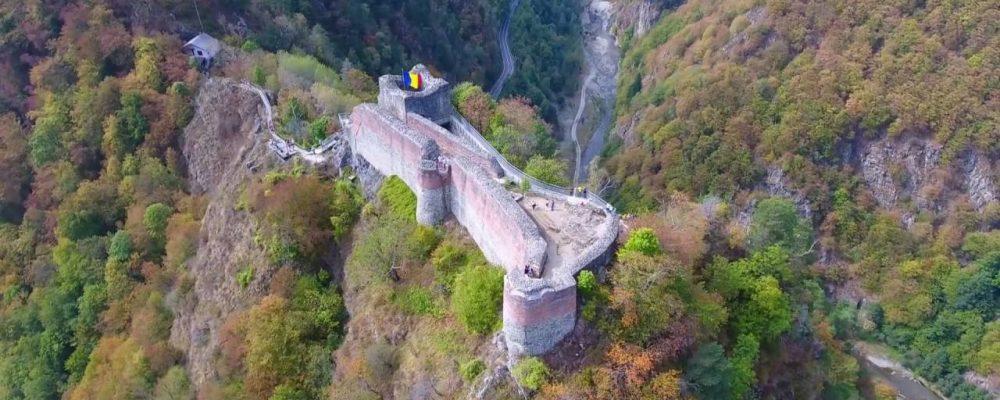 Cetatea Poienari a fost redeschisa