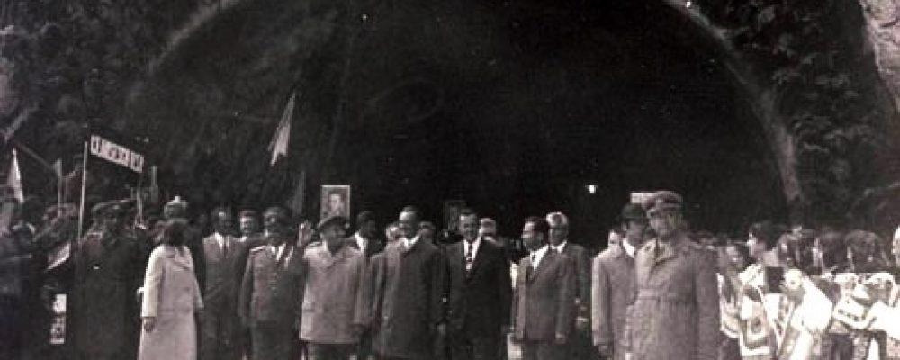 Transfagarasan la 44 de ani de la inaugurare
