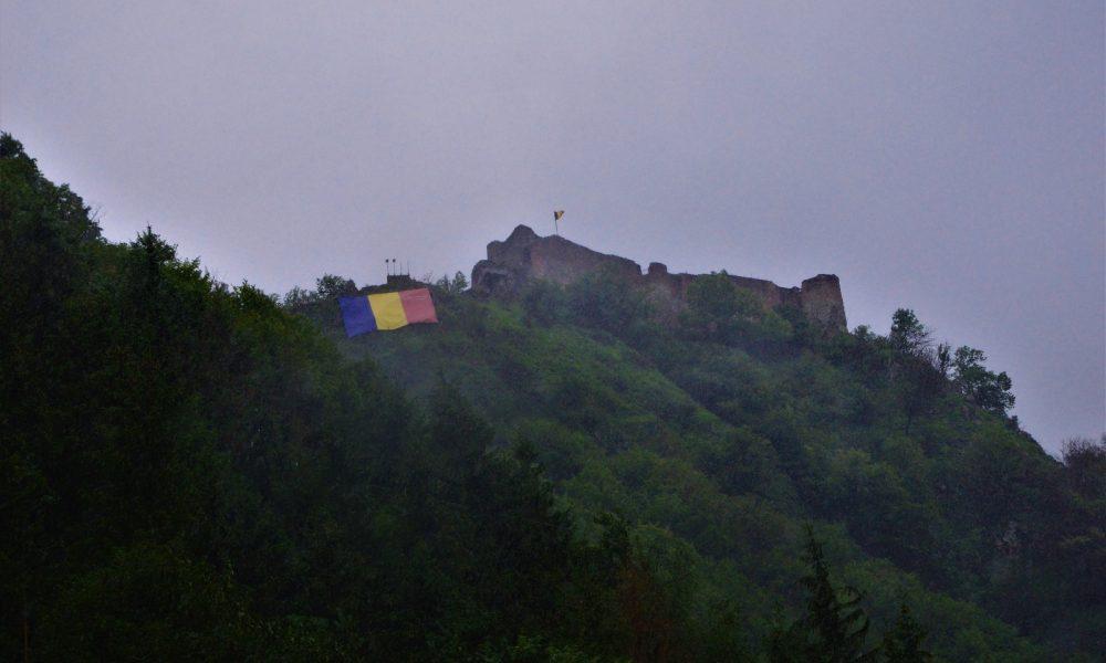 Cetatea Poienari va fi conservata si consolidata pe bani europeni