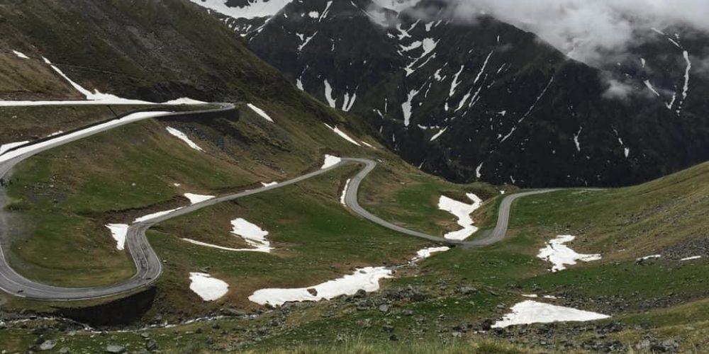 Transfagarasan deschis oficial circulatiei rutiere