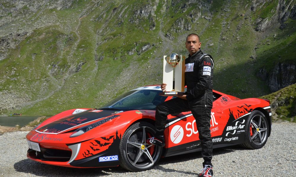 Fabio Barone revine pe Transfagarasan pentru Sibiu Rally Challenge